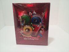 2007 WALT DISNEY WORLD PHOTO ALBUM NEW 50 PAGE 100 PHOTOS 4 X 6 ACID PVC FREE