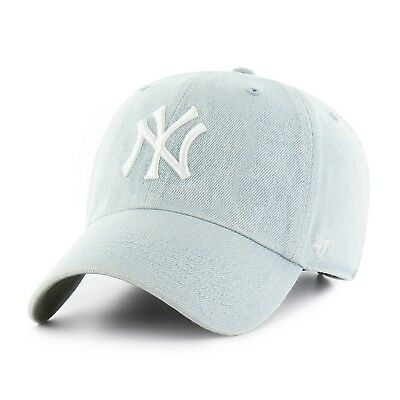 47 Brand New York Yankees Meadowood'47 Clean Up Light Columbia-mostra Il Titolo Originale