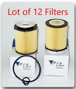 Details about Lot 12 Oil Filter Fits: Infiniti Q30 Q50 QX30 Mercedes A B C  E GLA GLC 1 6L 2 0L