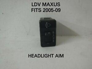 LDV-MAXUS-HEADLIGHT-AIM-SWITCH-FITS-VANS-2005-09