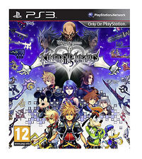 Kingdom Hearts HD 2.5 ReMIX (Sony PlayStation 3, 2014) - Japanese Version