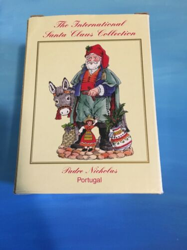 The International Santa Claus *Padre Nicholas* Portugal FREE SHIPPING