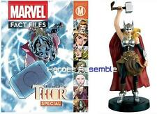 MARVEL FACT FILES SPECIAL #26 LADY THOR JANE FOSTER FIGURINE MAGAZINE EAGLEMOSS