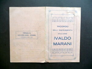 Ricordo-dell-039-Equilibrista-Italiano-Ivaldo-Marani-Elenco-Esercizi-Gabbi-Rubiera