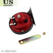 12V Loud Car Auto Truck Electric Vehicle Horn Snail Horn Sound Level 110dB US EM