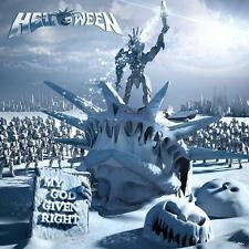 HELLOWEEN - My God-Given Right (Ltd. Digipak Edition) 3D Cover -- CD NEU & OVP