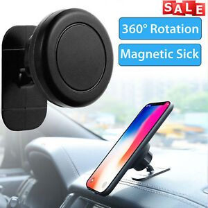 360-Magnetic-Car-Mount-Holder-Stand-Stick-On-Dashboard-For-Cell-Phone-iPhone-LG