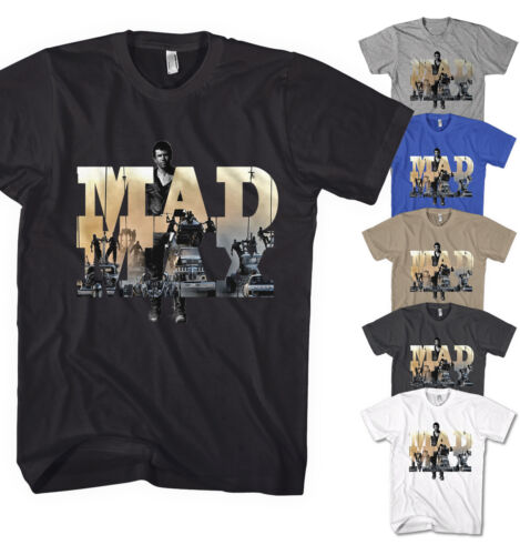 * T-SHIRT MAD MAX Action Fury Road Film Movie auto nuovo s-5xl mm2 *