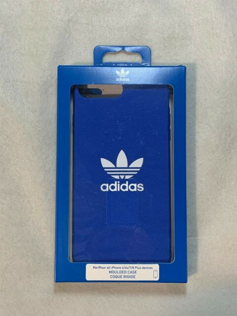 Concentración Cilios Ajustarse  adidas Three Stripe Case for iPhone 6 /6s /7/ 8 for sale online | eBay