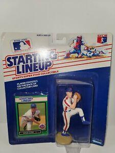 1989 ROOKIE STARTING LINEUP - SLU - MLB - DAVID CONE - NEW YORK METS
