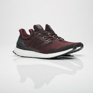 Details about Adidas Ultra Boost 3.0 Dark Burgundy S80732 Men Size US 8 NEW 100% Authentic