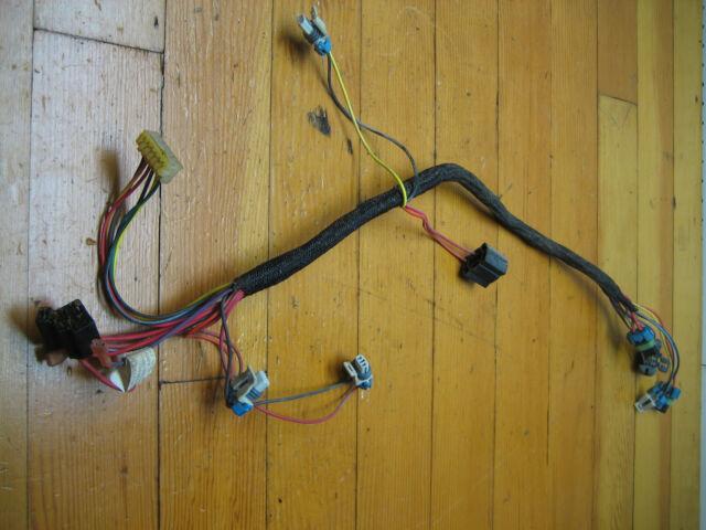 John Deere 2500a  Gas Engine  Console Wiring Harness