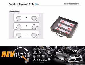 Details about Alloytec Camshaft Alignment Tools Holden VZ VE VF SIDI 3 0l  3 6L V6 Timing Chain
