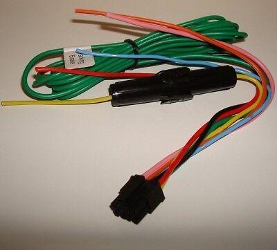 kenwood 8 pin power wire harness kvt 617dvd 717dvd monitor 797734333428   ebay