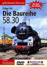 DVD Stars der Schiene 64 - Die Baureihe 58.30