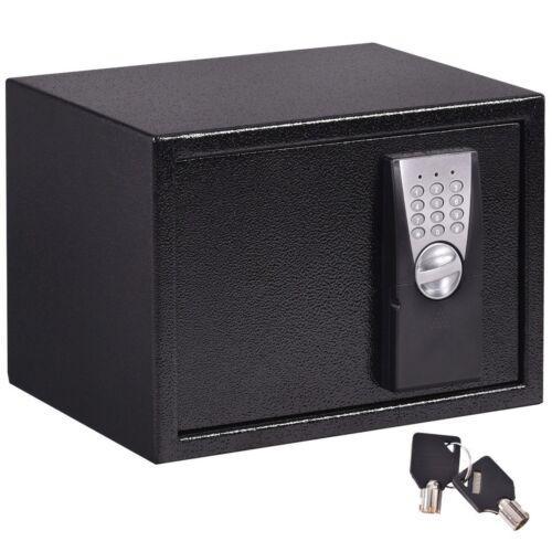 "Wall Mounted 14/"" Digital Money Jewelry Deposit Hotel Home Office Safe Lock Box"