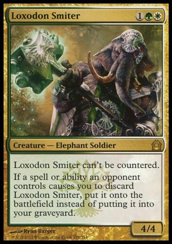 SP Loxodon Smiter R Return to Ravnica MTG Magic -