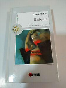 Dracula-Bram-Stoker-Millenium-383-pags-1999-Castellano-LIBRO