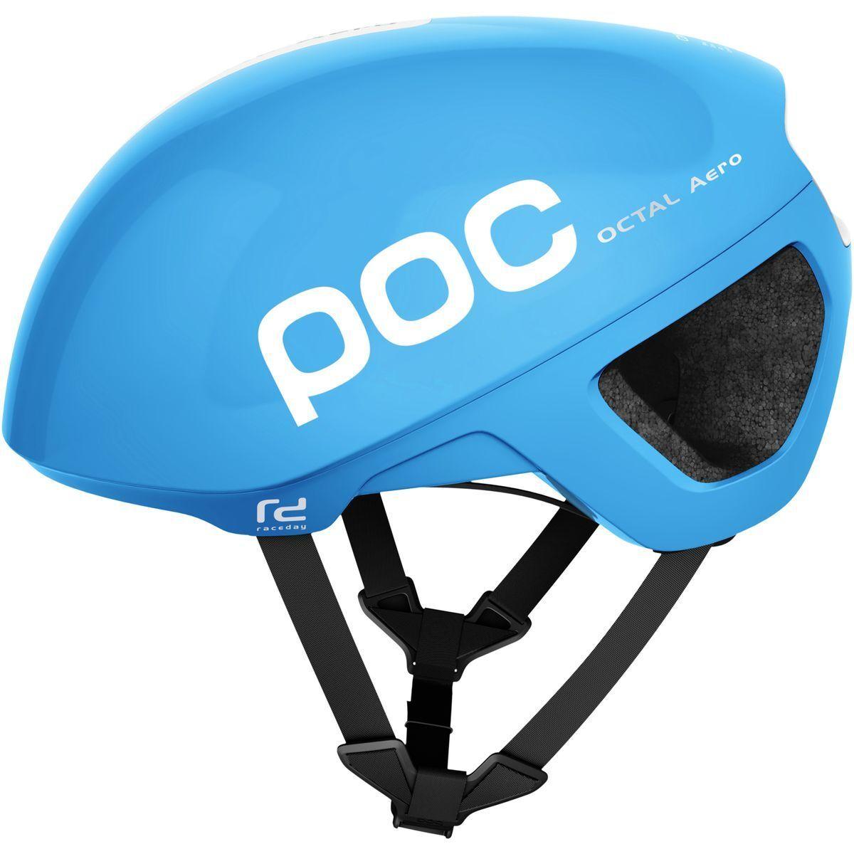 Helmet poc octal aero bleu medium