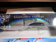 Sebile Magic Swimmer Fast Sinking 145mm NBR Nat BL Runner #1250633 Lure for sale online