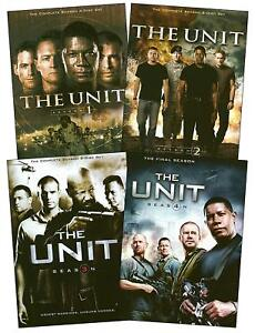 The-Unit-Complete-Series-Season-1-4-1-2-3-4-BRAND-NEW-19-DISC-DVD-SET