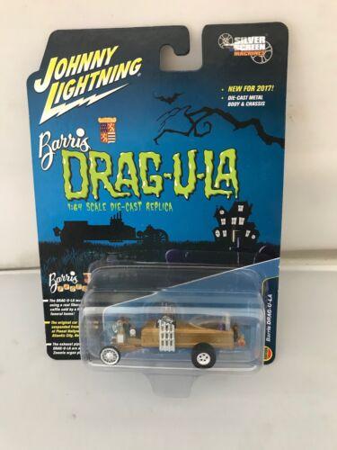 Johnny Lightning JLSS 003 1:64 Barris Drag-U-la-The Munsters