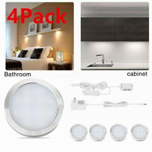 4pack 12v Under Cabinet Lighting Kit