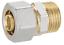 miniatuur 3 - Accessoires contre-Plaqué A Serrer Raccords Tube Multicouche Diamètre 26 BAMPI