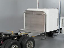 Aluminum Rear Chain Rack Tamiya RC 1/14 Globe Liner Scania Man Semi Tractor