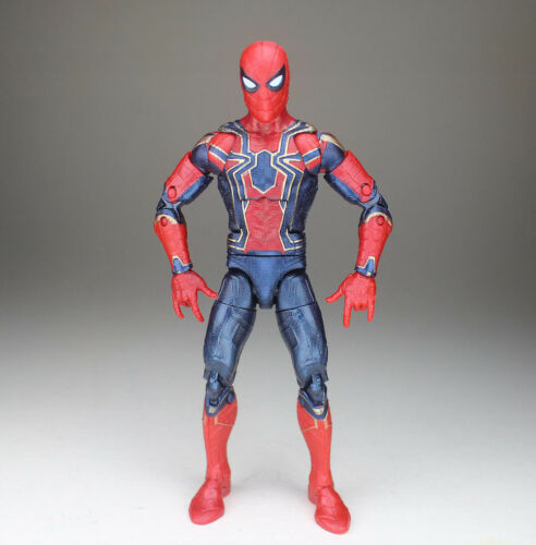 Marvel Avengers Infinity War Iron Spiderman Tom Holland Figure Model Toy Gift US