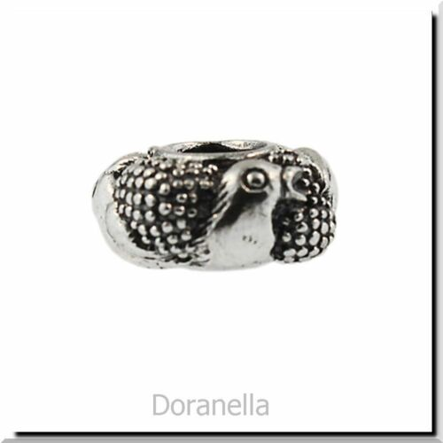 Authentique TROLLBEADS Argent Sterling 11518 Paradise Birds 1