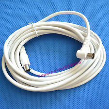 16.4FT 5m TV signal wire cable and closed-circuit television line HD STB set-top