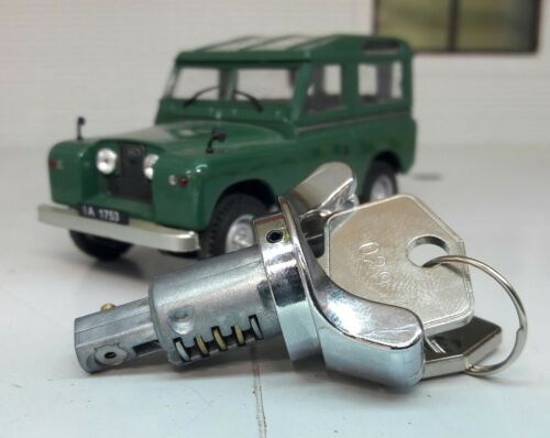 Land Rover Serie 2 2a 2,25 Diesel Starter Encendido Cerradura de barril y teclas 536913