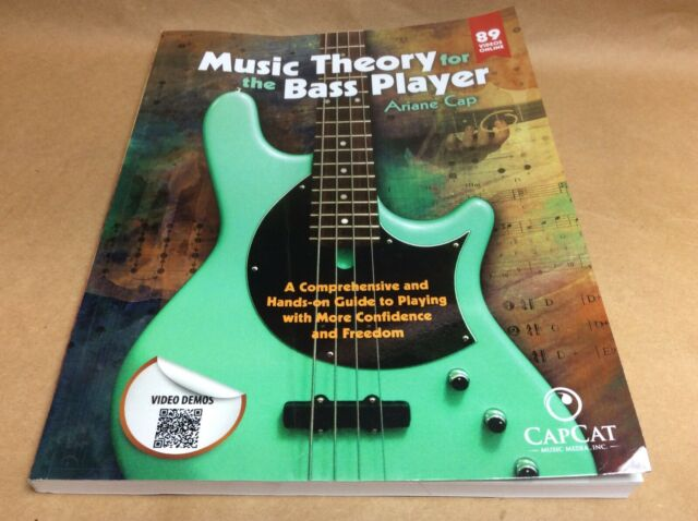 Music Theory for the Bass Player: A Comprehensive and
