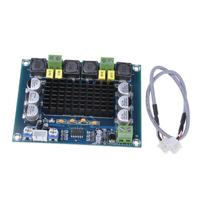 TPA3116D2 120Wx2 Dual Channels Stereo Audio Receiver Digital Amplifier Board