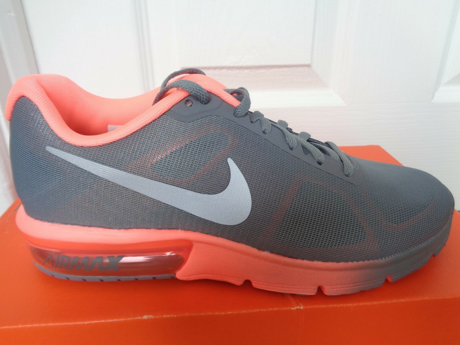 Nike Air Max Sequent trainers  chaussures  719916 011 uk 4.5 eu 38 us 7 NEW IN BOX