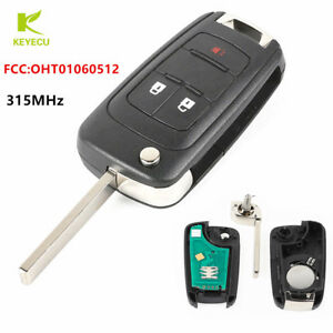 Image Is Loading Replacement Remote Key Fob 315mhz For Chevy 2010