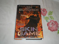 Skin Trade By Jim Butcher Signed