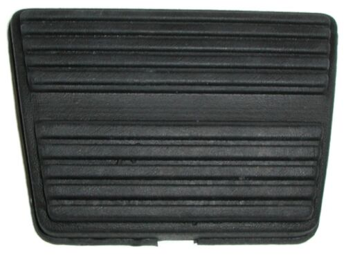 Olds 72*-81 GM Buick Pontiac Chevy Clutch /&  Brake Pedal Pad w// Stainless Trim