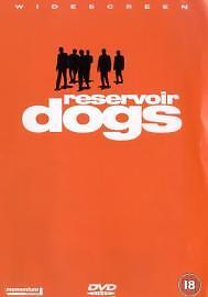 NEW-amp-Sealed-Reservoir-Dogs-DVD-2000-Widescreen