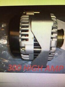 NEW 220 Amp Alternator Fits Chevrolet Avalanche 1500 5.3L 2500 8.1L 2003 2004