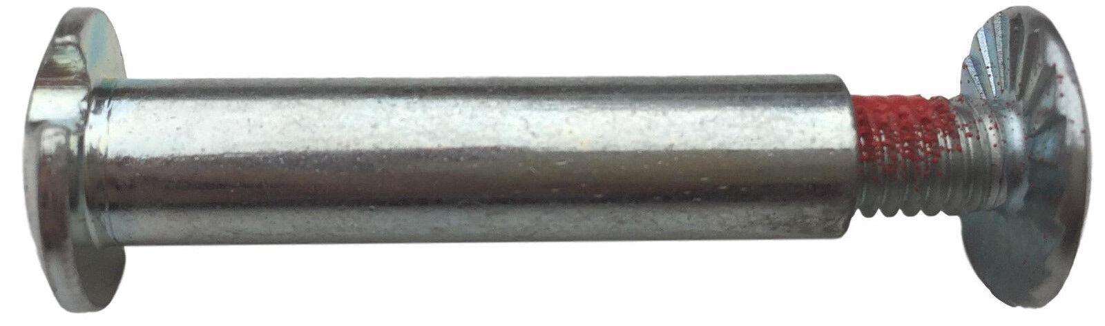Salomon Achse, Inlinerachse, Ersatzachse, Schraube Ø 8 mm, L: 35 mm (kurz, neu)
