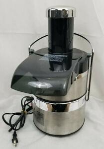 Jack lalanne power juicer model e 1188 manual