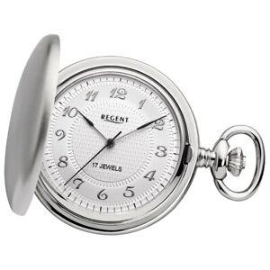 Regent Pocket Watches Ladies, Men's Mechanical Timepiece Hand Wound URP014