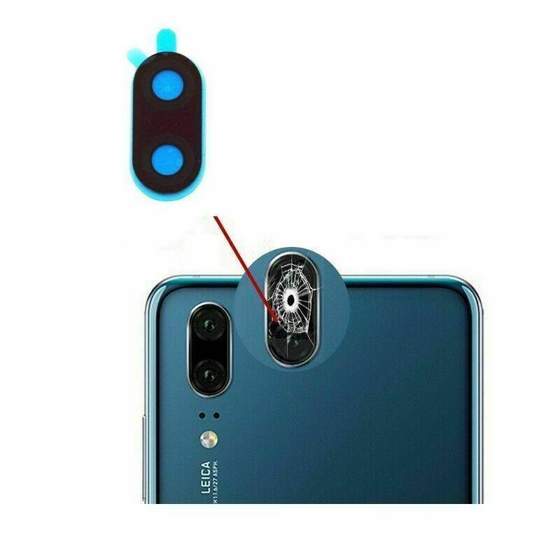 s l1600 - Lente Cristal de Cámara Trasera Huawei P20 / Lite / Pro Repuesto para la Camara