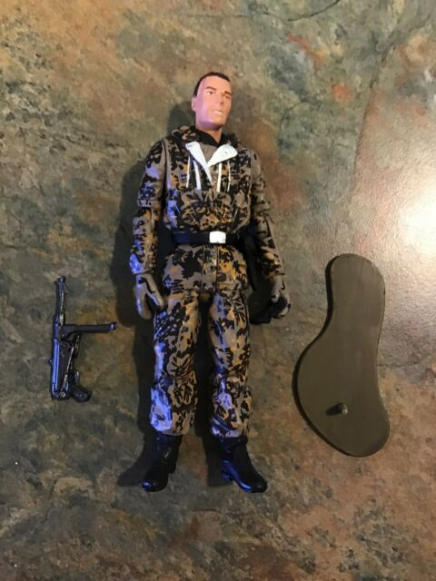 21st Century Toys Ultimate Soldier German Panzer Commander Max Rode Battle Bulge
