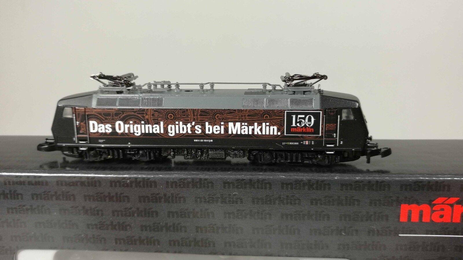Märklin 88530 - E-Lok BR 120 120 120  150 Jahre Märklin  - TOP - OVP  | Reparieren  8a3e23