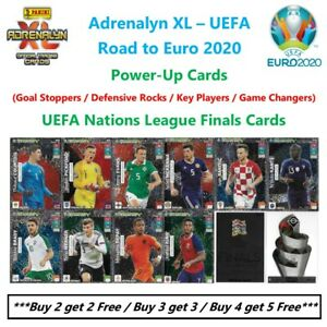 Adrenalyn XL UEFA Euro 2020 Road to # 317 I Rakitic Croatie Key Player