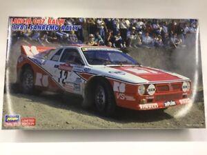 01:24 Hasegawa 20299 Kit Lancia 037 Rally Sanremo 1983