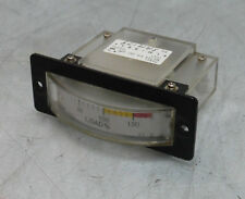 Kasuga Load Gauge/ Meter, 0-180 %, 65EYS, ELM-0011, Used, Warranty